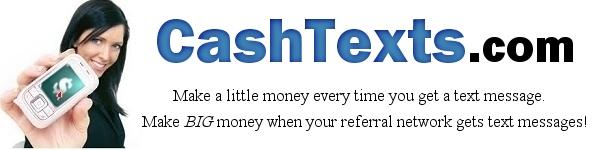 CashTexts.com Logo